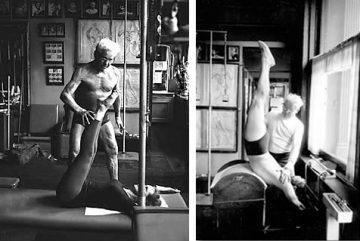 Joseph Pilates duo